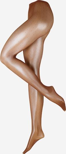 Permatomos pėdkelnės 'Plumetis TI' iš FALKE , spalva - šviesiai ruda, Prekių apžvalga