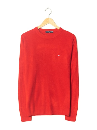 TOMMY HILFIGER Sweater & Cardigan in XXL in Carmine red, Item view