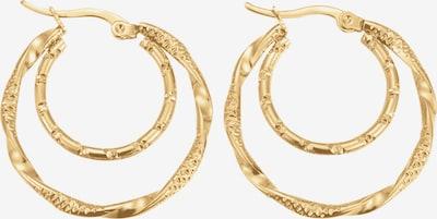 Heideman Ohrringe 'Exemplum' in gold, Produktansicht