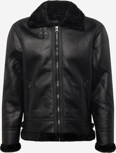 INDICODE JEANS Χειμερινό μπουφάν σε μαύρο, Άποψη προϊόντος