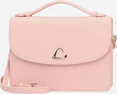 LANCASTER City Philos Handtasche Leder 21 cm in rosa, Produktansicht