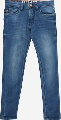 Cars Jeans Teksapüksid 'PATCON', värv sinine