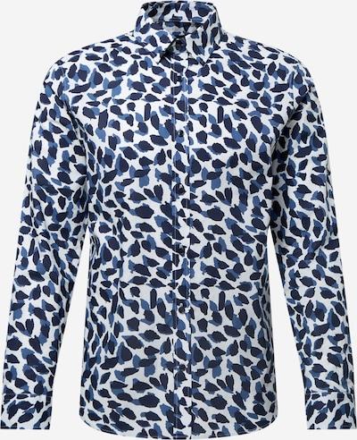 Matinique Camisa 'Trostol' en azul / azul oscuro / blanco, Vista del producto