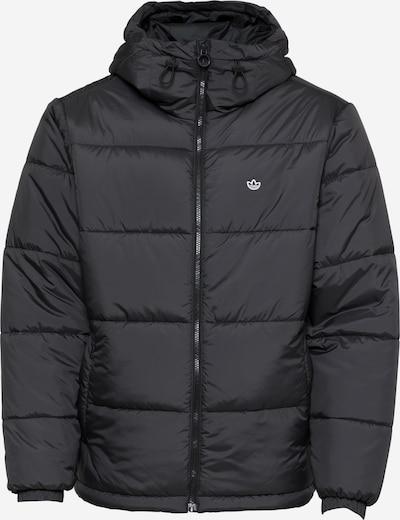 ADIDAS ORIGINALS Between-Season Jacket in Black / White, Item view