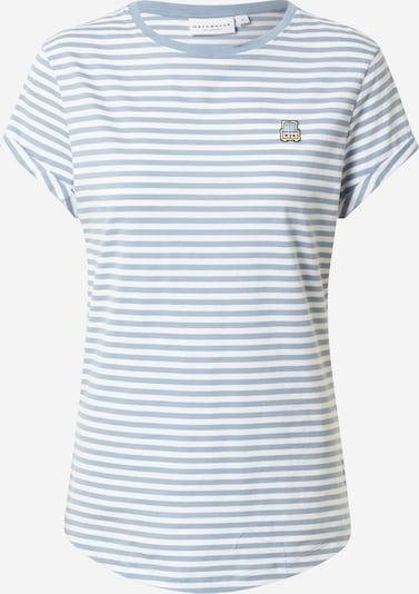 Hafendieb T-Shirt in hellblau / weiß, Produktansicht