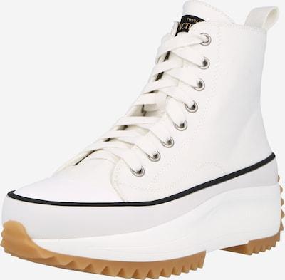 Sneaker înalt Twinset pe maro / negru / alb, Vizualizare produs