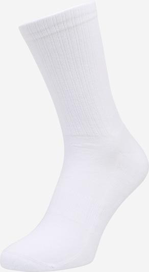 HUGO Chaussettes en blanc, Vue avec produit