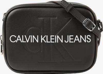 Calvin Klein Jeans Crossbody Bag in Black / White, Item view