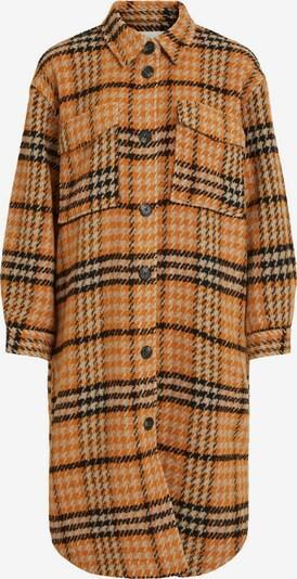 OBJECT Between-seasons coat in brown, Item view