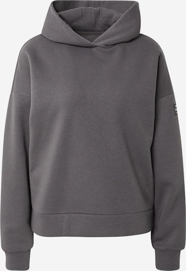 ECOALF Sweat-shirt en gris basalte, Vue avec produit