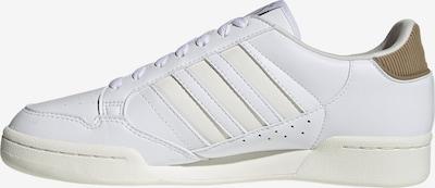 ADIDAS ORIGINALS Sneakers in Brown / White, Item view