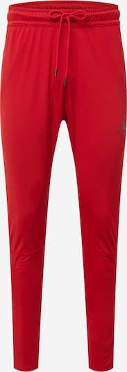 Pantaloni Jordan pe roșu / negru, Vizualizare produs