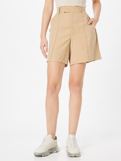Cotton On Pants 'DARCY' in Beige, View model