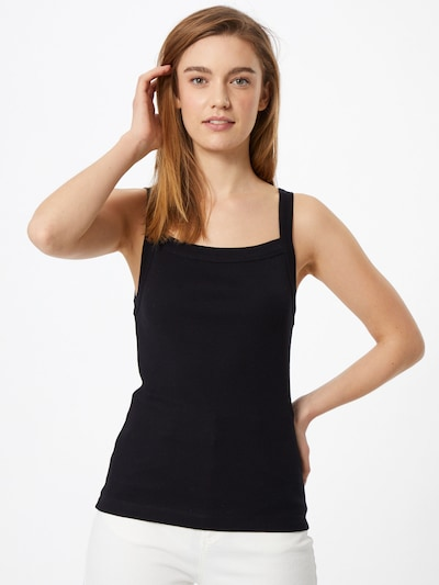 DRYKORN Top 'ANETI' in Black, View model