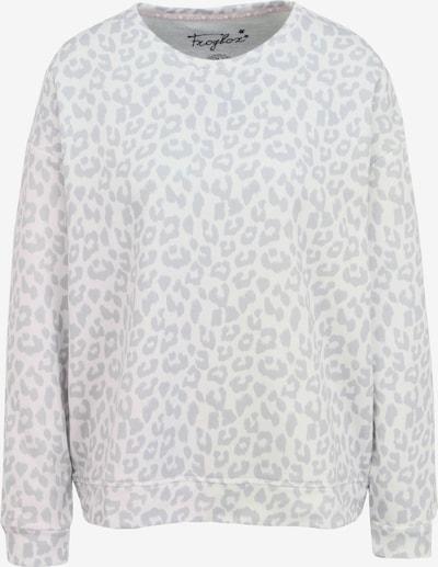 Frogbox Sweatshirt in de kleur Wit, Productweergave
