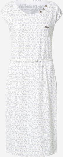 Alife and Kickin Kleid 'Melli' in nachtblau / gelb / weiß, Produktansicht