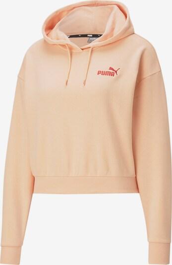 PUMA Sweatshirt in de kleur Lichtoranje, Productweergave
