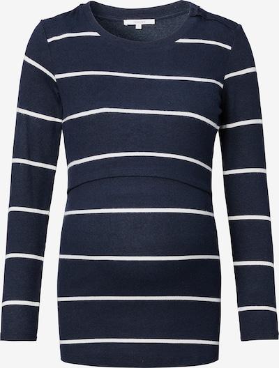 Noppies T-shirt en bleu marine / blanc, Vue avec produit
