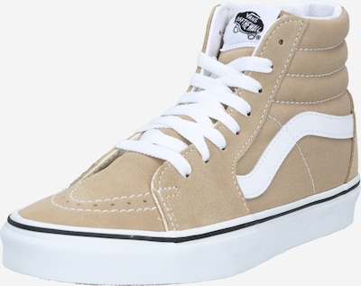 VANS Sneakers high in Camel / White, Item view