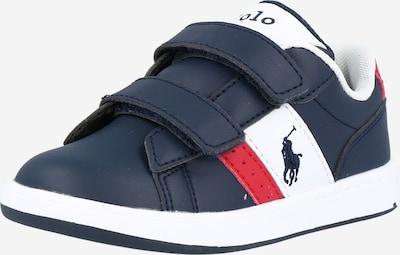 POLO RALPH LAUREN Sneakers 'Oakview' in de kleur Navy / Rood / Wit, Productweergave