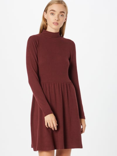 ABOUT YOU Kleid 'Sita' in bordeaux, Modelansicht