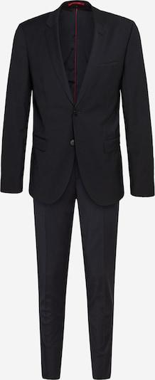 Costum 'Arti' HUGO pe negru, Vizualizare produs