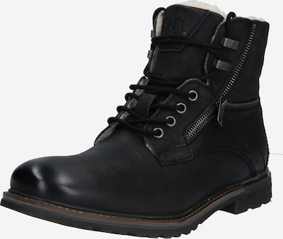 bugatti Stiefel in schwarz, Produktansicht