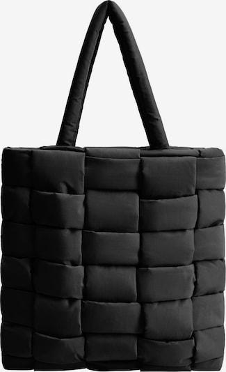 MANGO Shopper torba u siva, Pregled proizvoda