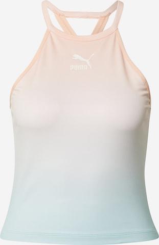 Top 'Gloaming' di PUMA in colori misti