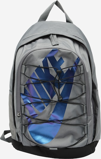 Rucsac Nike Sportswear pe albastru / gri / negru, Vizualizare produs