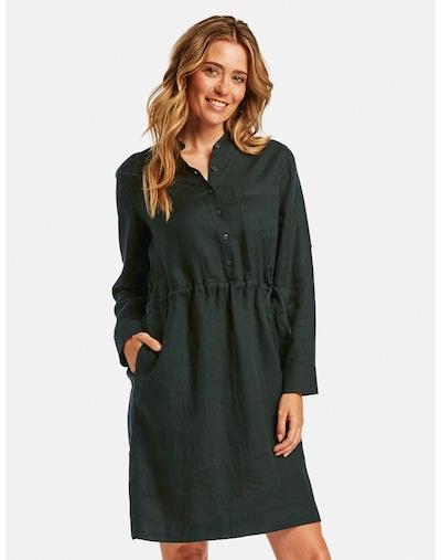 GERRY WEBER Kleid in dunkelgrün, Modelansicht
