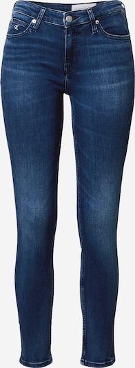 Jeans Calvin Klein Jeans pe indigo, Vizualizare produs