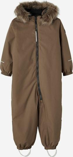 NAME IT Functioneel pak in de kleur Bruin, Productweergave