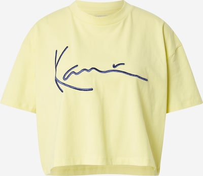 Karl Kani T-Shirt in gelb, Produktansicht