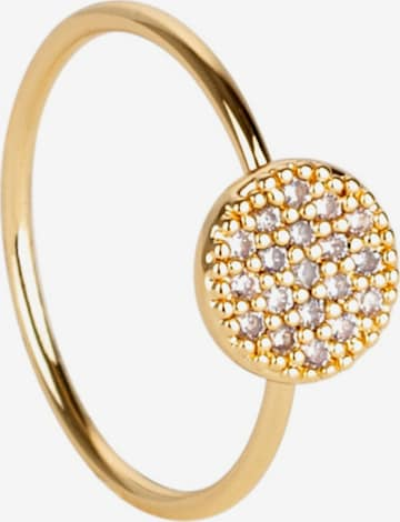 TOSH Ring in Goud