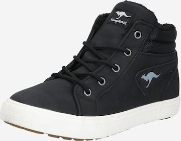 melns KangaROOS Brīvā laika apavi