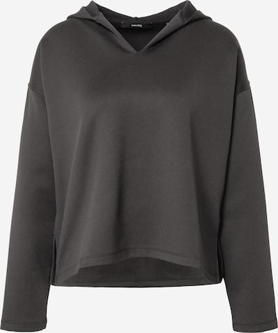 Someday Sweat-shirt 'Ulmani' en noir, Vue avec produit