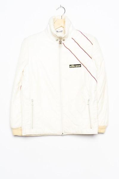ELLESSE Winterjacke in M in weiß, Produktansicht