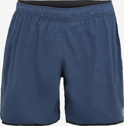 SAXX Sportbroek 'PILOT' in de kleur Duifblauw / Zwart / Wit, Productweergave