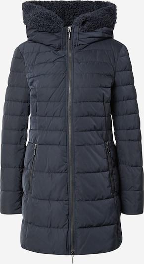 Amber & June Abrigo de invierno en azul oscuro, Vista del producto