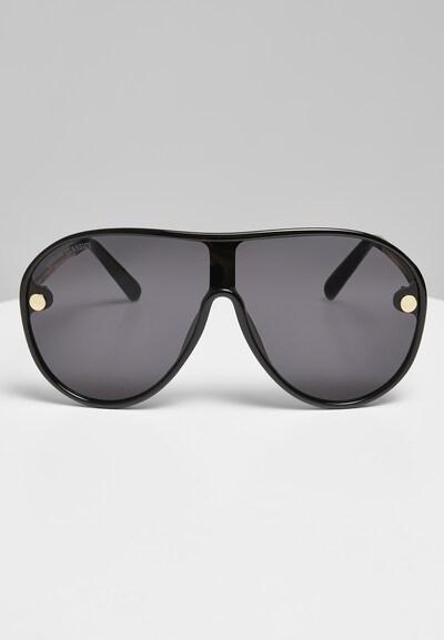 Urban Classics Sonnenbrille 'Naxos' in schwarz, Produktansicht