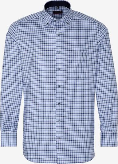 ETERNA Langarm Hemd MODERN FIT in blau, Produktansicht