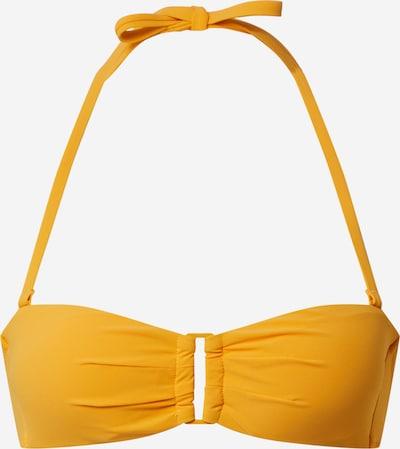 ETAM Bikinitop in goldgelb, Produktansicht