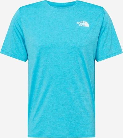 THE NORTH FACE Functioneel shirt in de kleur Blauw, Productweergave