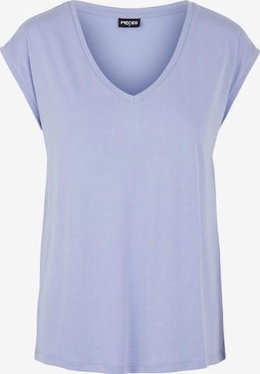 PIECES T-Shirt 'Kamala' in lavendel, Produktansicht