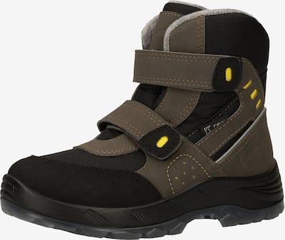 Kastinger Laarzen in de kleur Zwart, Productweergave