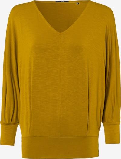 zero Shirt in gelb, Produktansicht