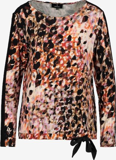 monari T-shirt en mélange de couleurs, Vue avec produit