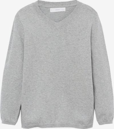 MANGO KIDS Sweter w kolorze jasnoszarym, Podgląd produktu