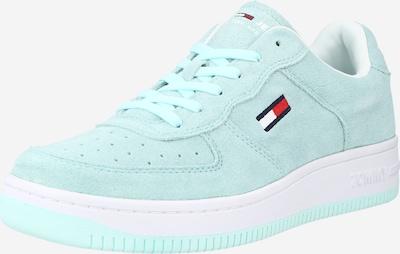 Tommy Jeans Tenisky 'ABO' - námořnická modř / světlemodrá / světle červená / bílá, Produkt